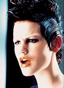 прическа волос